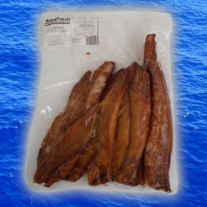 Jack Mackeral Smoked Fillets 1kg