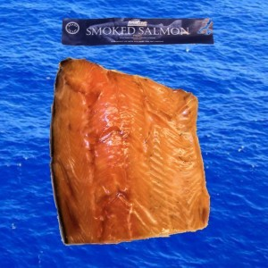 Smoked Salmon Side - Small 470-530g